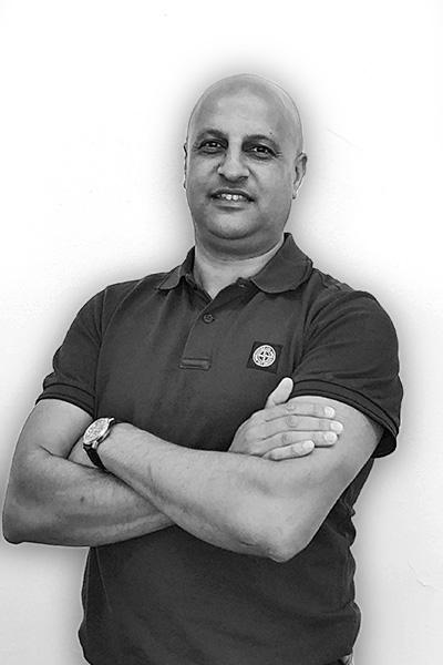 Ajesh Visram